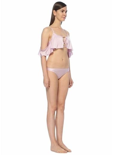 Mink Pink Bikini Alt Lila